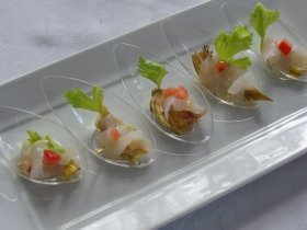 Finger food - La Mi Casa Restaurant
