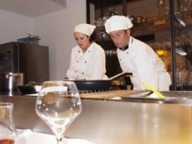 Gianni and Romina chef by passion - La Mi Casa Restaurant